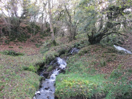 368 - Waterfall at Blessed well